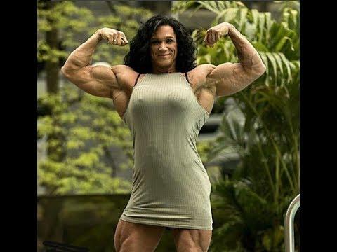 margie v martin:: Monster Biceps 💪 - YouTube | Body