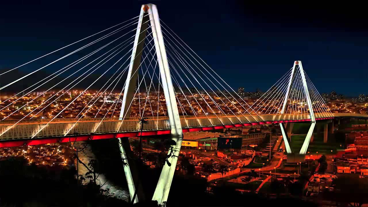 Resultado de imagen para Viaducto Cesar Gaviria Trujillo