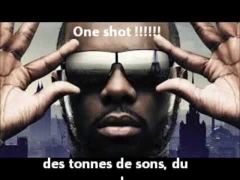 One shot Maitre Gims karaoké ( son officiel )