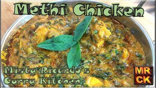 Methi Chicken (Restaurant Style) by Misty Ricardo's Curry Kitchen