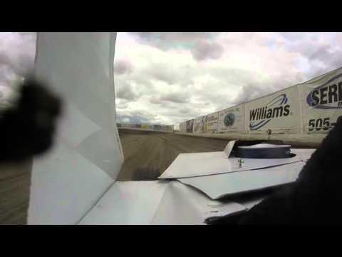 Aztec Speedway: B-Mod heat race