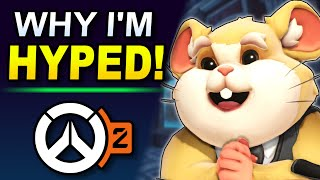 Overwatch 2 - Why I'm MORE HYPED than Ever!