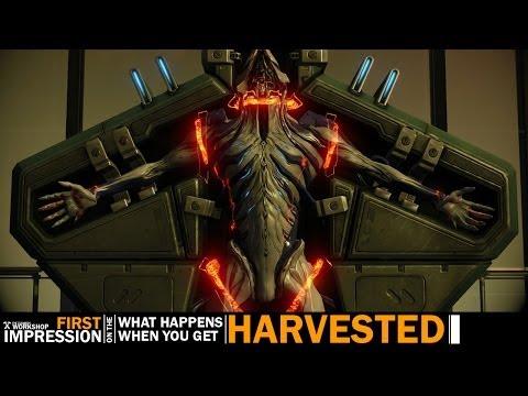 Warframe: Harvester captured me!