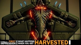Warframe: Harvester captured me!