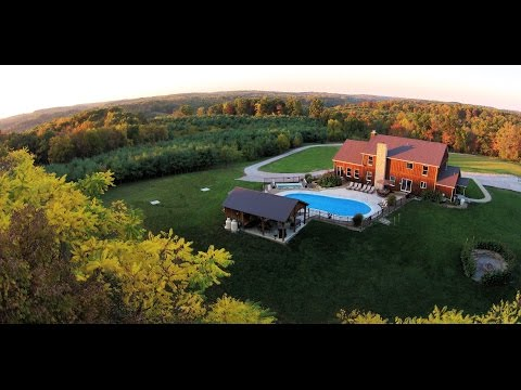 Hocking Hills Luxury Cabins and Lodges. Luxury Vacation Rentals
