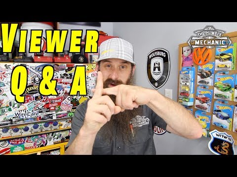 Viewer Car Questions ANSWERED ~ Podcast Episode 238