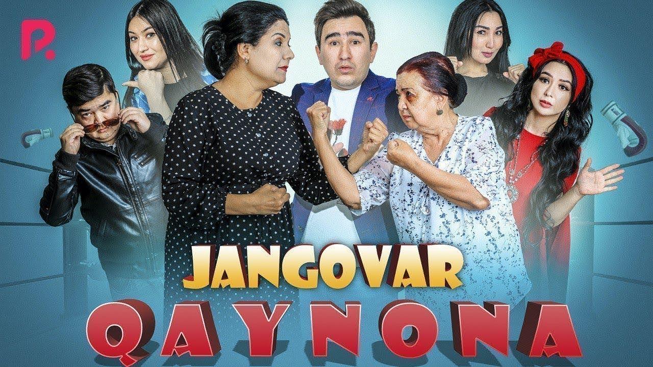 Jangovar qaynona (treyler) | Жанговар кайнона (трейлер)