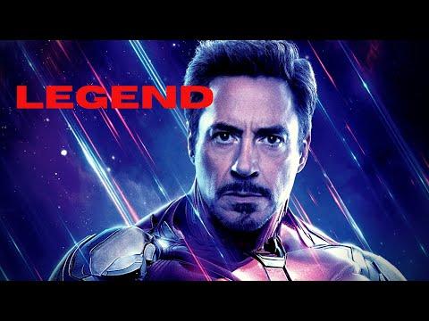 "Tony Stark/Iron Man ""Legend"""