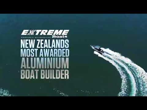 Extreme Plate Aluminium Boats! Now at Sportsmarine Bunbury