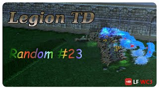 Legion TD Random #23 | 4v4 Lihl with Dream Rolls