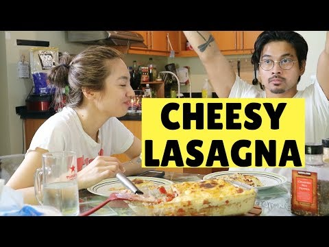 Baked Cheesy Lasagna Recipe