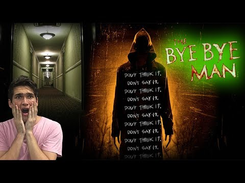 Thumbnail: THE BYE BYE MAN CHALLENGE // SAY HIS NAME AND YOU DIE...