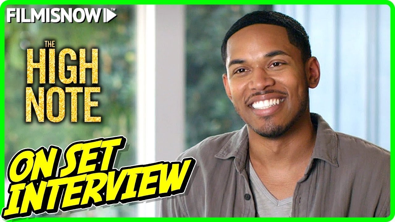 THE HIGH NOTE | Kelvin Harrison Jr.
