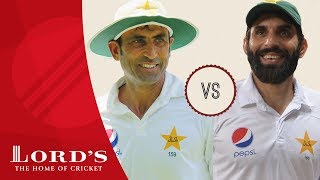 vuclip Younis Khan vs Misbah-ul-Haq | Who's The Greatest?