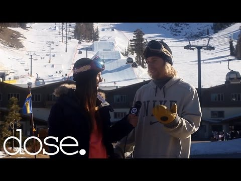 Sage Kotsenburg Slopestyle Olympic Gold Medalist Pre-Olympic Interview