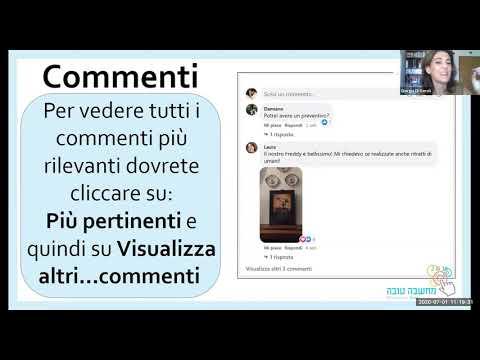 Facebook - Commenti, Notifiche, Reazioni