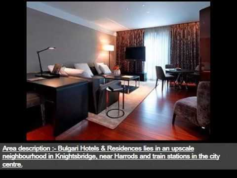 Bulgari Hotels & Residences, London | A Hotel In London And Its Pictures With Information