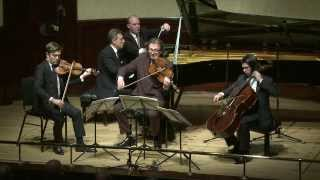 Fauré - Piano Quartet No. 1 - Scherzo - Live at Wigmore Hall