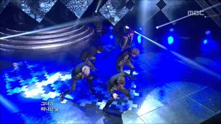 MBLAQ - This is War, 엠블랙 - 전쟁이야, Music Core 20120204