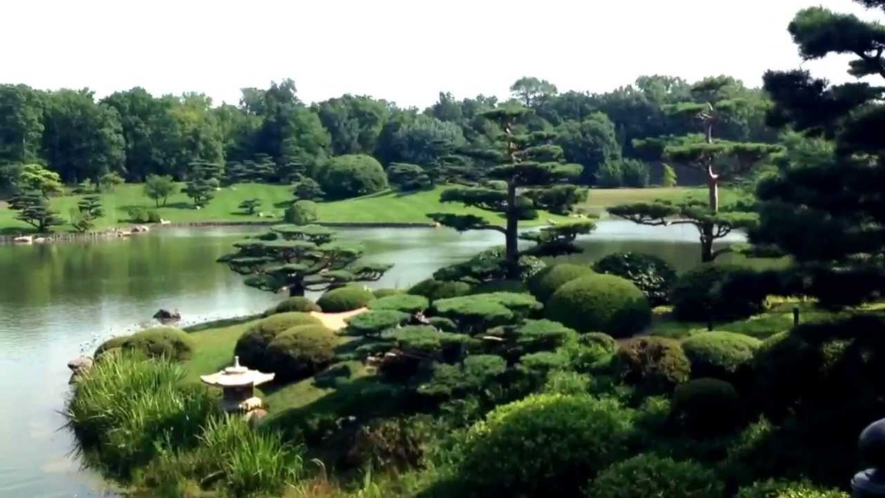 Quot Japanese Garden Quot Chicago Botanic Garden Youtube