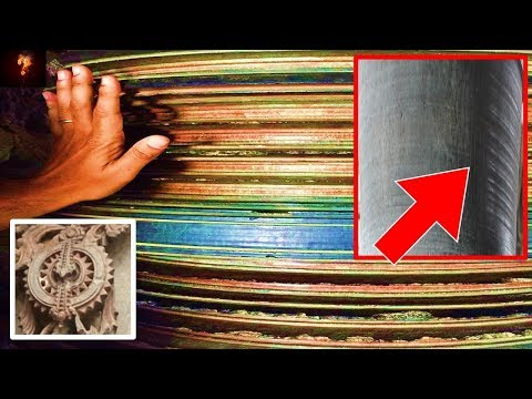 "Ancient ""High-Technology"" Found In India?"