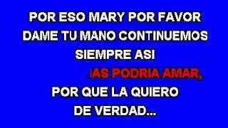 Leo Dan - Mary es mi amor Version Bolero Ranchero - Karaoke