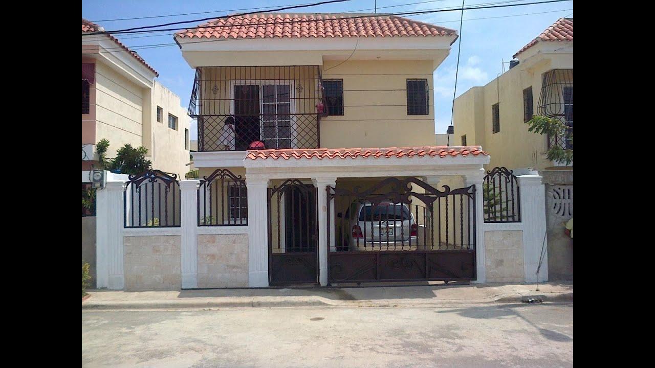 Casa econ mica en venta en santo domingo este rep blica for Casetas economicas
