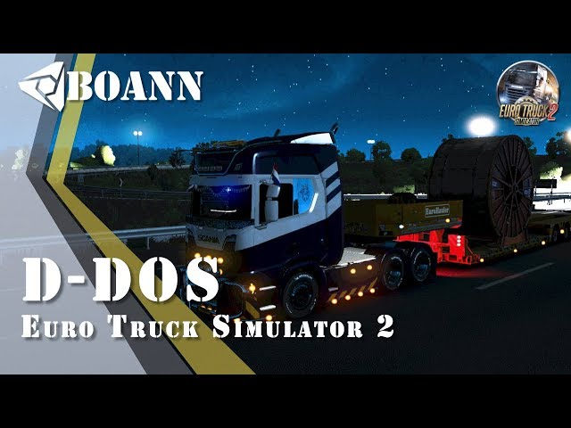 Euro Truck Simulator 2  : #multieplay (G27)
