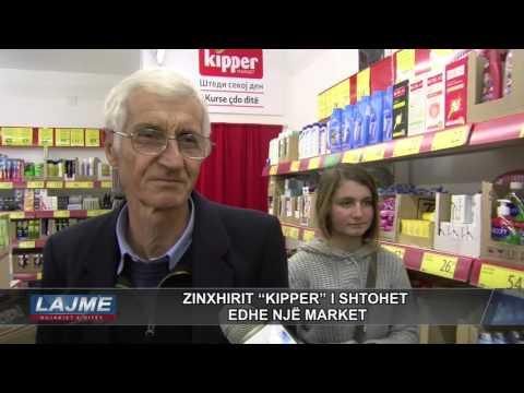 """ZINXHIRIT """"KIPPER"""" I SHTOHET EDHE NJË MARKET"""