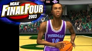 NCAA Final Four 2003 ... (PS2)