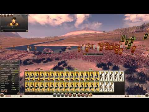 Total War: Rome 2 - Massive Battles - 25,000 Roman Legionnaires vs. Giant Ballistae