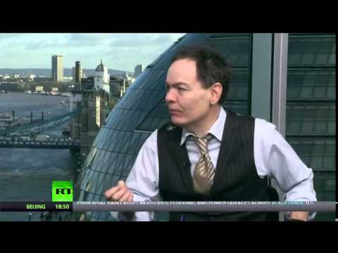 Bitcoin, CrowdFunding & Banking on Keiser Report with Simon