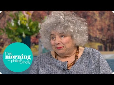 Miriam Margolyes Would Love To Do Call The Midwife  This Morning