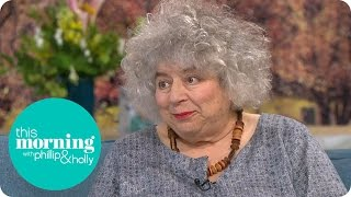 Miriam Margolyes Would Love To Do Call The Midwife | This Morning