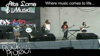"Alta Loma Music Lessons Rock Project 2010 Corona CA - ""Straight Jacket"""
