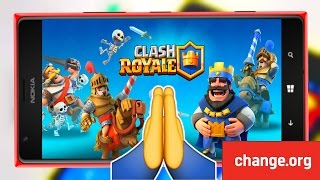 We Want Clash Royale For Windows Phone And Windows 10 | 2017