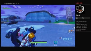 Becomeing thanos in fortnite