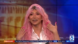 "Nikita Dragun on How she Went Viral & New Show ""Escape the Night"""