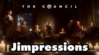 The Council - Powdered Wigs Aplenty (Jimpressions) (Video Game Video Review)