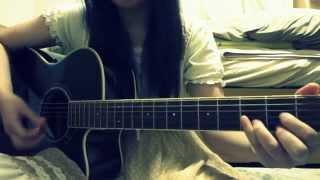 阿部真央さんの 疲れたなを 弾いて歌ってみました。