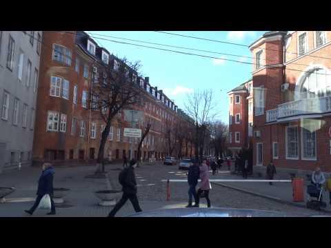 Калининград: от Советского проспекта до площади Победы