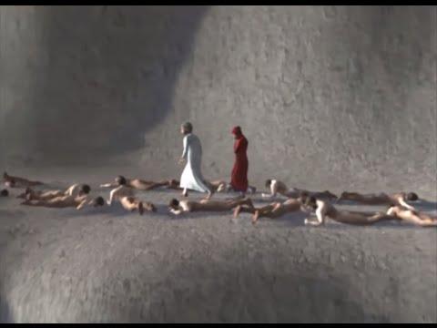 La Divina Commedia in HD - PURGATORIO, riassunto dal VI [6] al XXVII [27] canto