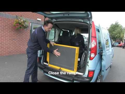 How To Use A Wheelchair Accessible Vehicle by Mobility Nationwide