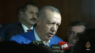 أول تصريح لأردوغان عن إختفاء جمال خاشقجي
