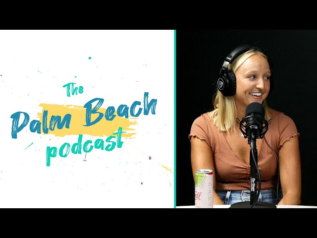 Palm Beach Podcast #31 - The Delray Foodie - Alison Wojtowicz