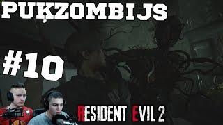 PUĶZOMBIJS #10 | Resident Evil 2 | PC/ULTRA/60FPS