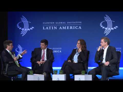 Mobilizing for the Future - 2013 CGI Latin America Meeting