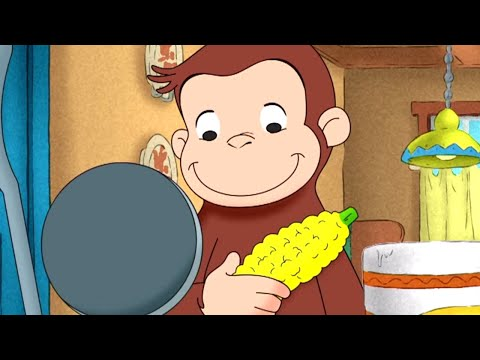 Curious George 🐵Tortilla Express 🐵 Kids Cartoon 🐵 Kids Movies 🐵Videos for Kids