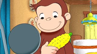 Curious George 🐵Tortilla Express 🐵 Kids Cartoon 🐵 Kids Movies 🐵Videos for Kids
