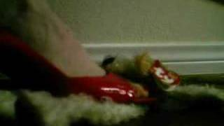 Stuffed Animal Foot And Heel Crush 2